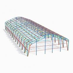 Проектирование КМ металлоконструкций