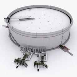 Проектирование стальных резервуаров и емкостей