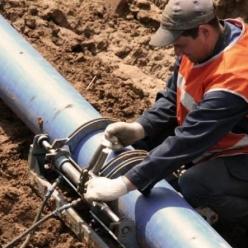 Перенос технологического трубопровода