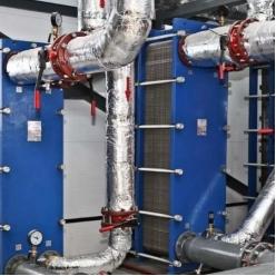 Монтаж теплообменного оборудования