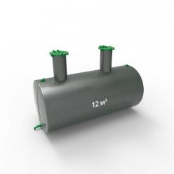 Емкость подземная стальная ЕП 12 кубов