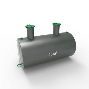 Емкость подземная стальная ЕП 16 кубов