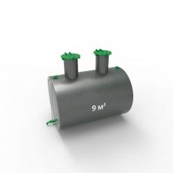 Емкость подземная стальная ЕП 9 кубов